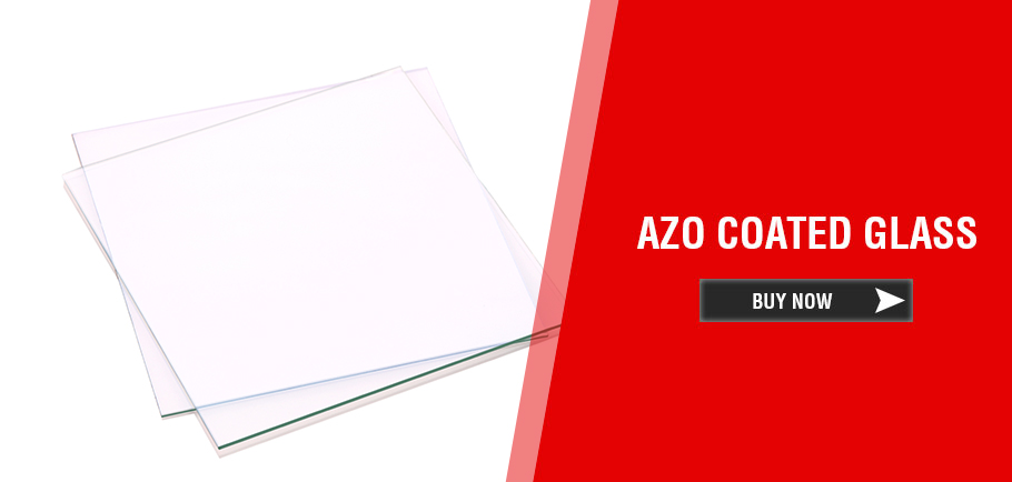 AZO Coated Glass