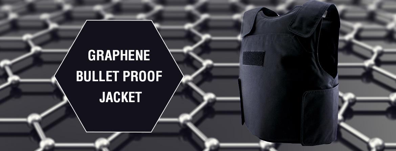 Bulletproof Jackets made of Graphene